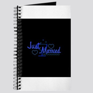 Just Married 1 Journal