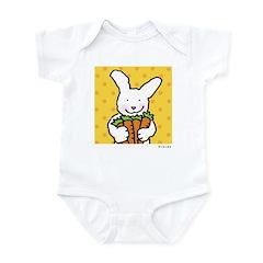 bunny n' carrots Infant Creeper