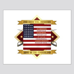 2nd Ohio Volunteer Infantry Posters