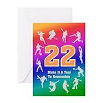 Year-Remember - Birthday Card - 22