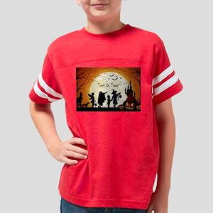 Halloween Trick Or Treat Kids T-Shirt