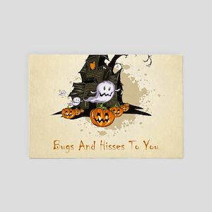 Halloween Haunting 4' x 6' Rug
