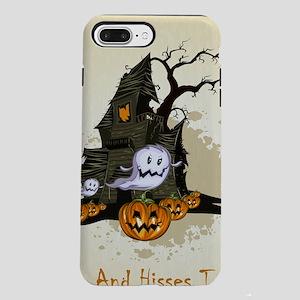 Halloween Haunting iPhone 8/7 Plus Tough Case