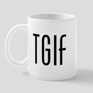 TGIF Mug