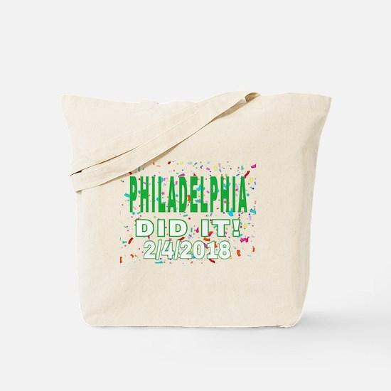 Unique Philly Tote Bag