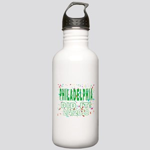 PHILADELPHIA DID IT! 2 Stainless Water Bottle 1.0L