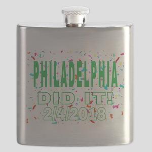 PHILADELPHIA DID IT! 2/4/2018 Flask