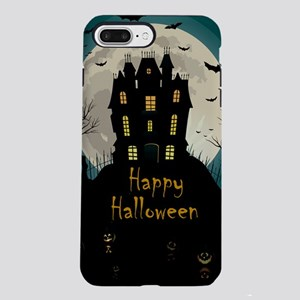 Happy Halloween Castle iPhone 8/7 Plus Tough Case