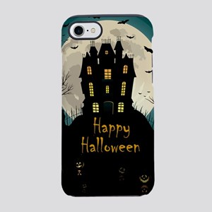 Happy Halloween Castle iPhone 8/7 Tough Case