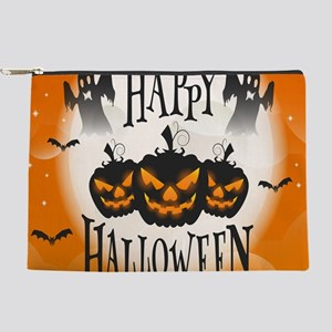 Happy Halloween Makeup Bag