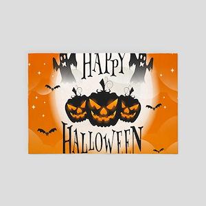 Happy Halloween 4' x 6' Rug