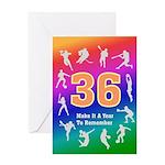 Year-Remember - Birthday Card - 36