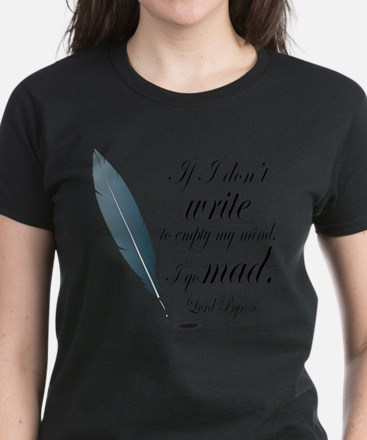 Lord Byron Quote Women's Light T-Shirt