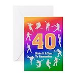 Year-Remember - Birthday Card - 40