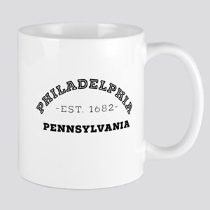 Philadelphia Pennsylvania Mugs