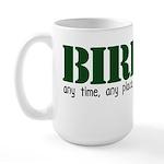 Birding Slut Large Mug
