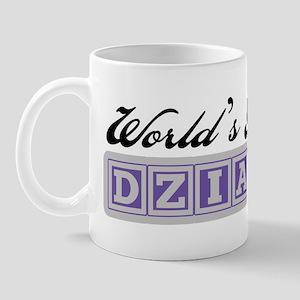 World's Greatest Dziadek Mug