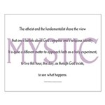 The Mystic Small Poster