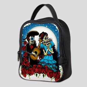 MOONLIGHT SERANADE Neoprene Lunch Bag