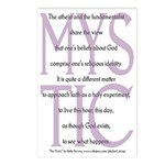 The Mystic Postcards (Package of 8)