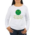 Heralds lend Class Women's Long Sleeve T-Shirt