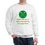 Heralds lend Class Sweatshirt