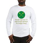 Heralds lend Class Long Sleeve T-Shirt