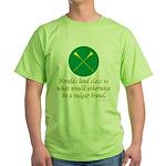 Heralds lend Class Green T-Shirt