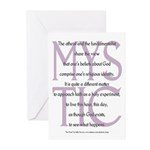 The Mystic Greeting Cards (Pk of 10)