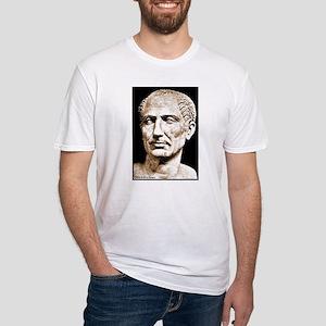 """Faces """"Julius Caesar"""" Fitted T-Shirt"""