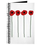 Poppies Journal