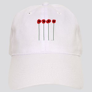 Poppies Cap