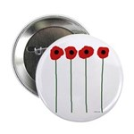 """Poppies 2.25"""" Button (100 pack)"""