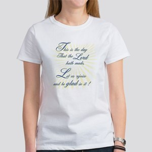 This is the Day the Lord hath Women's T-Shirt