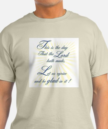 This is the Day the Lord hath T-Shirt