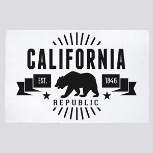California Republic 4' x 6' Rug