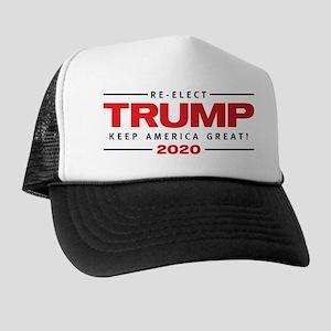 Trump 2020 - Keep America Great Trucker Hat 17cd39ec1c1