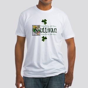 Sullivan Celtic Dragon Fitted T-Shirt