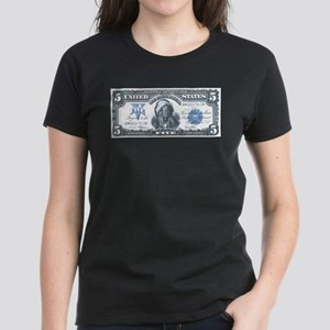 Injun Money Women's Dark T-Shirt