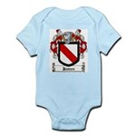 James Family Crest Infant Creeper
