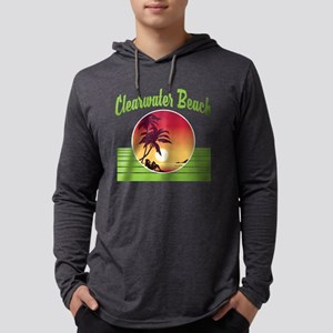 Clearwater Beach Florida Long Sleeve T-Shirt