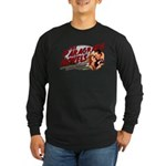 Superflywebpimp's Long Sleeve Dark T-Shirt