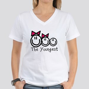 The Youngest of Three (Girl, T-Shirt