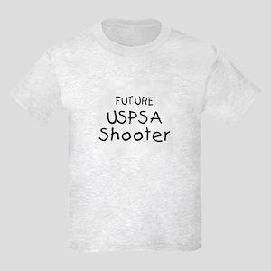 Future USPSA Shooter Kids Light T-Shirt