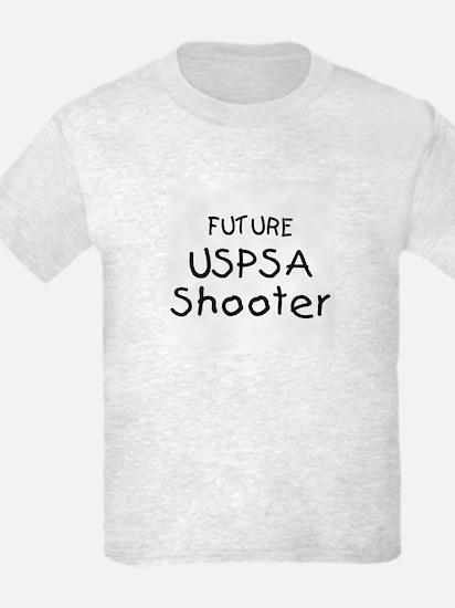 Future USPSA Shooter T-Shirt