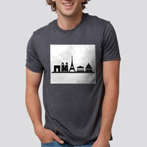 paris skyline T-Shirt