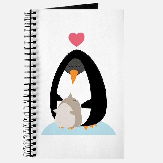 Penguin Love Journal