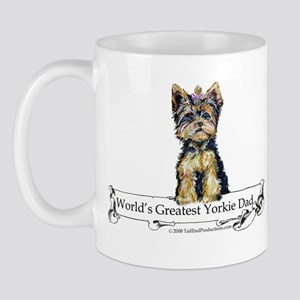 Yorkshire Terrier Dad! Mug
