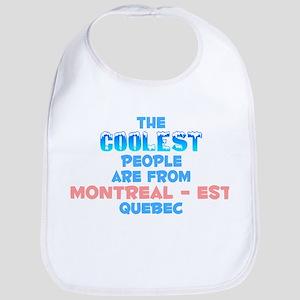 Coolest: Montreal - Est, QC Bib