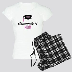 Graduate & Mom 2018 Women's Light Pajamas